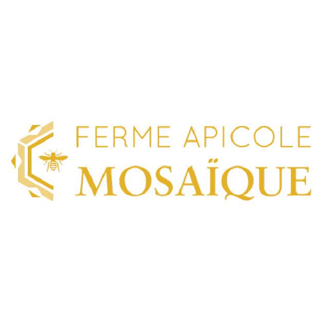 Logo - Ferme apicole Mosaïque